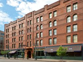 The Oxford Hotel Denver