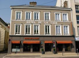 Hotel de la Gare Troyes Centre, טרואה