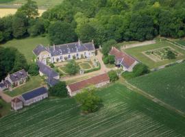 Maison d'Hôtes La Cornillière, Mettray