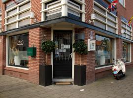 Hotel Prinsenhof IJmuiden, エイマイデン