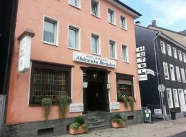 Altdeutsche Bierstuben, Schwelm