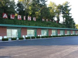 Alpine Motel, Abingdon