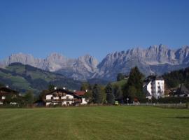 Ferienwohnungen - Haus Zierl, Reith bei Kitzbühel