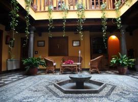 Casa Rural Superior Villa Granada, Chauchina