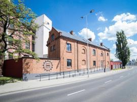 Hostel Fabryka, Włocławek