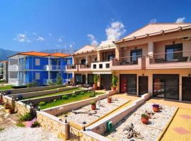 Golden Sunrise Apartments, Chrysi Ammoudia