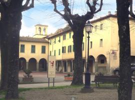 Casa Landino, Pratovecchio
