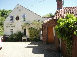 The Old Forge Seafood Restaurant and Bed and Breakfast, Thursford