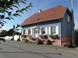 Gîte Halmer, Bergholtz