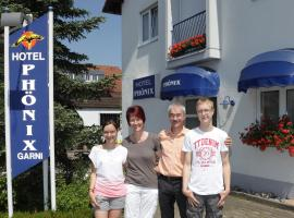 Hotel Phönix, Rastatt