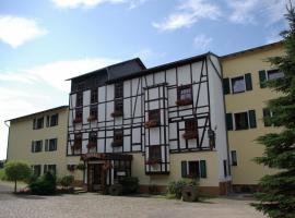 Hotel in der Mühle, Werdau