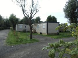Camping de l'Abbatiale, Saint-Leu-d'Esserent