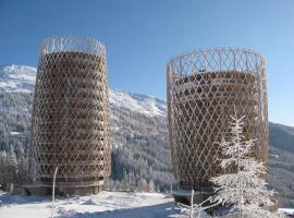 Premium Apartments EDEL:WEISS in Katschberg Carinthia, Rennweg
