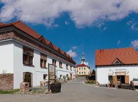 Penzion Vinařství Přítluky, Přítluky