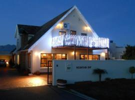 Mountain Bay Self Catering Apartments, Gordon's Bay
