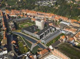 Business Flats Leuven, Leven