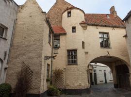 Hotel Boterhuis, Brugge