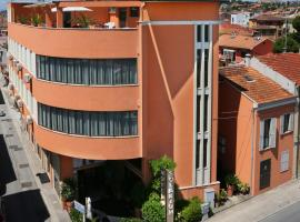 Hotel Solarium, 시비타노바 마르셰