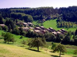 Ferienwohnung im Terrassenpark, Sasbachwalden