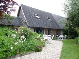 Chambres d'Hôtes L'Ecole Buissonnière, Trouville-la-Haule