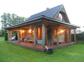 Forest Edge Lodge, Riga