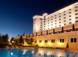Ikbal Thermal Hotel & Spa Afyon, Afyon