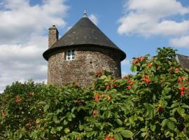 La Coulombe Manoir De Hérouville, Litteau