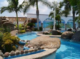 Hotel Fiesta Palmar, Oaxtepec