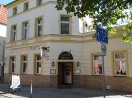 "Hotel ""Zur Post"", Spremberg"