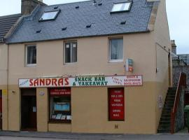 Sandras Backpackers, Thurso