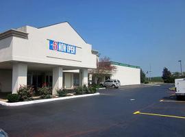 Motel 6 Zanesville, Zanesville