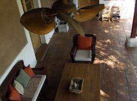 帕拉得德爾天使酒店, Chacras de Coria
