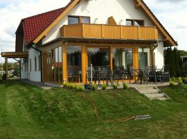 Hotel Pension Neptun, Ueckeritz