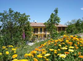 Casa Calendula, Cassinasco