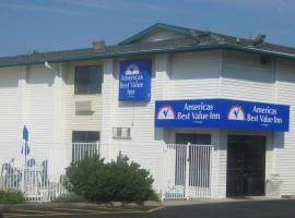 Americas Best Value Inn - Lincoln Airport, Lincoln