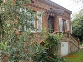 La Villa des Violettes, Toulouse