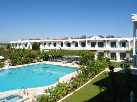 Garden Hotel, Pastida