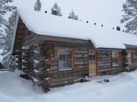 Lost Inn Cabins, Äkäslompolo