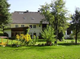 Landhaus Arztmann, Bodensdorf