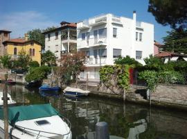 Villa Venice Movie, Benátky-Lido