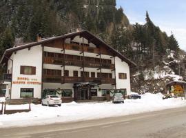 Hotel Monte Civetta, أليغ