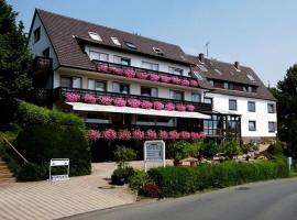 BELVEDERE - das BIO HOTEL Garni & SuiteHotel am Edersee, Waldeck