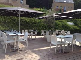 New Hotel de Lives, Namur