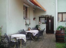 Rohonci Vendégház, Kőszeg
