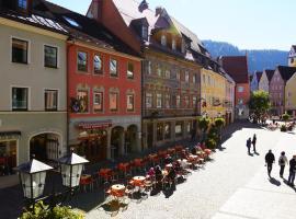Bavaria City Hostel - Design Hostel, Füssen