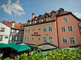 Hotel Alt-Ringlein, Bamberg