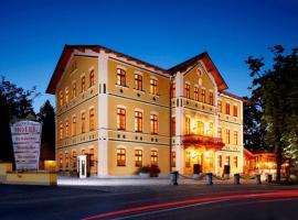 Hotel & Restaurant Waldschloss, Passau