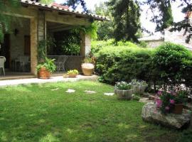 Villa Le Casaline, Messenano