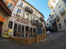 Pardo Bar, Locarno
