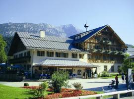Schlosshotel Linderhof, Linderhofas